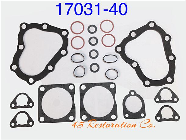 TOP END GASKET SET 17031-40