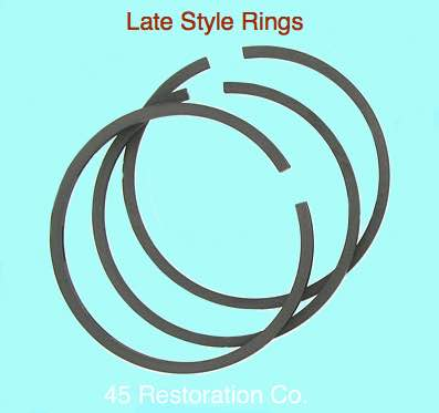 Ring Set - .090 late style 22365-52