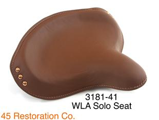 WLA SOLO SEAT-BROWN 3181-41