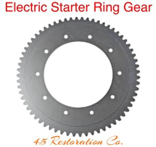 ELECTRIC STARTER RING GEAR 37713-69