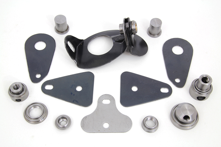 Gas Tank/Shifter Lever Stamping  Repair Kit-45 gas/oil tanks 38-1645