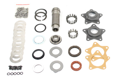 Star Hub Rebuild Kit-parkerized covers 43500-36P