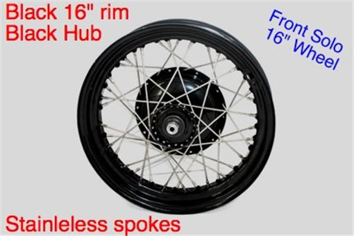 FRONT WHEEL-COMPLETE 43509-40