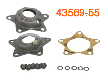 STAR COVER KIT 1955-66 43569-55