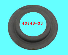 LEFT INNER GUARD-F.WHEEL 43640-30
