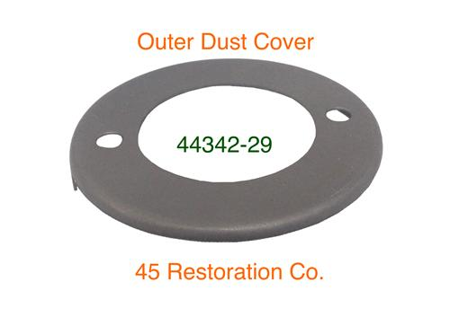 OUTER TIN DUST COVER 44342-29