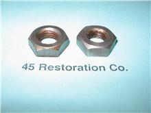 SPRING ROD LOWER NUTS (2) 45645-30