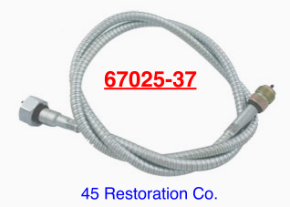 STOCK 45 CABLE-LARGE 67025-37