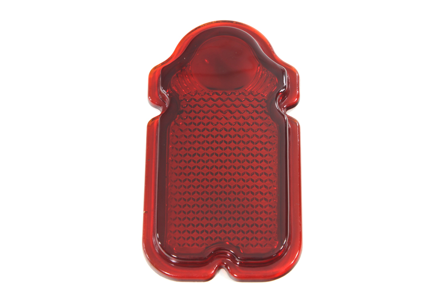 GLASS LENS-RED, taillight 68090-47