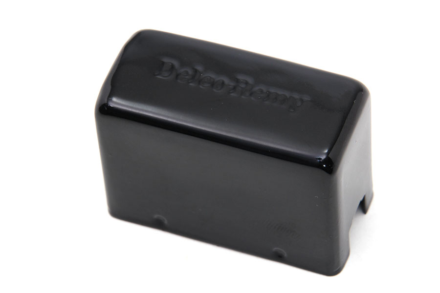 Cover-Delco Remy Relay Cover  *BLACK 74755-38
