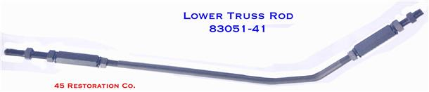 Rear Truss Rod 83051-41