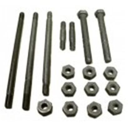 MOTOR STUD & NUT KIT 9697-17