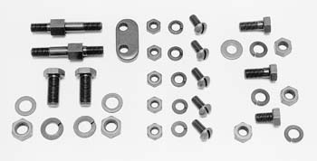 mounting bolt kit-rear fender 9791-15